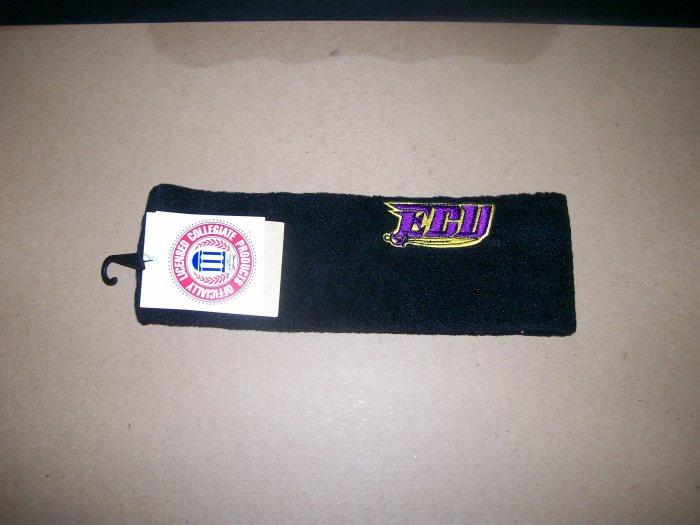 East Carolina Pirates ECU Black Fleece Headband