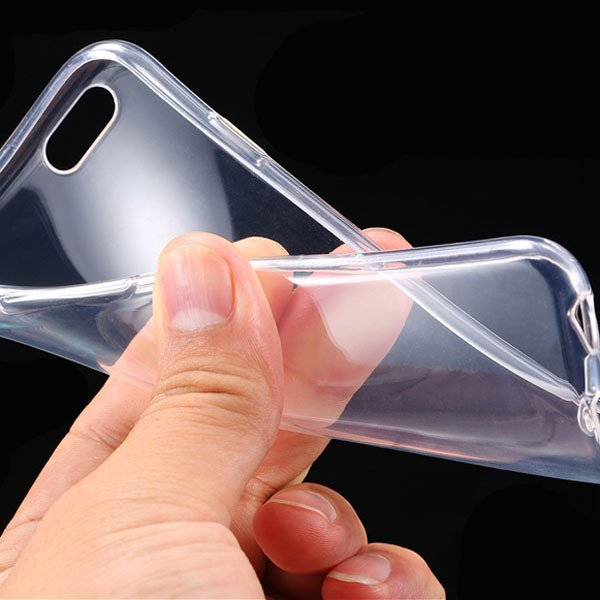 I6 Super Flexible Clear Tpu Case For Iphone 6 4.7Inch Slim Crystal 2024442787-1-Soft clear