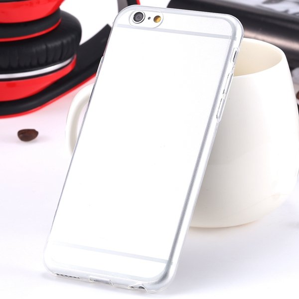 I6 Super Flexible Clear Tpu Case For Iphone 6 4.7Inch Slim Crystal 2024442787-6-Thin clear