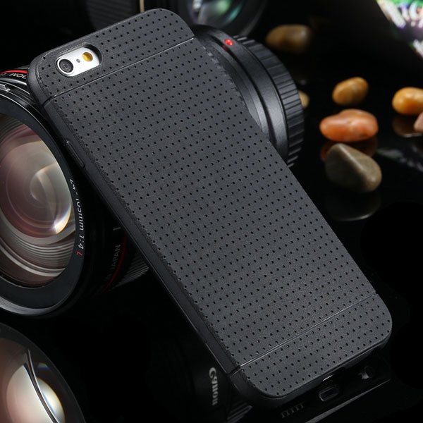New Arrival Portable Silicone Case For Iphone 6 4.7Inch Soft Back  2031448558-1-black