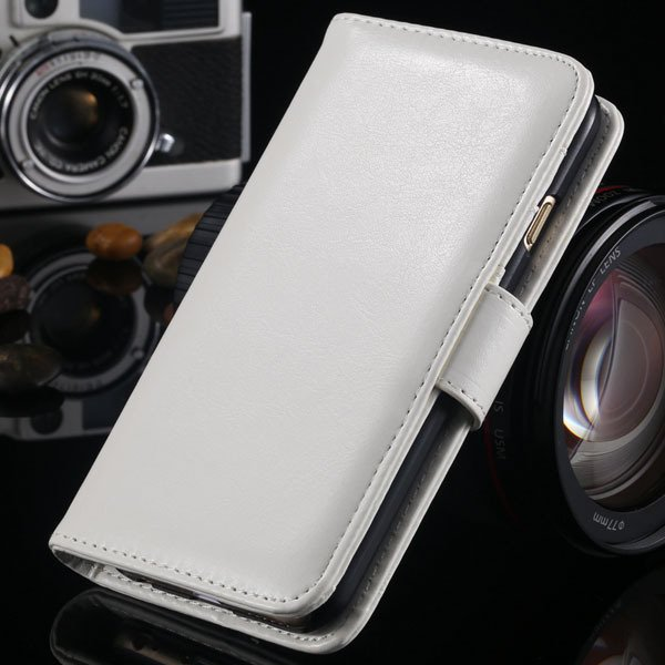 I6 Flip Case Stand Pu Leather Cover For Iphone 6 4.7Inch Wallet Ba 1990100255-2-white