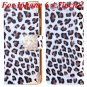 For Iphone 6 Bling Diamond Leather Case Flip Leopard Full Cover Fo 32258215017-1-white for iphone 6
