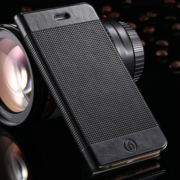 I6 Pu Leather Case Wallet Cell Phone Cover For Iphone 6 4.7Inch Fu 32214394700-1-black