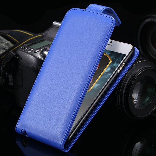 I6 Pu Leather Case Flip Vertical Cover For Iphone 6 4.7Inch Full P 32251126136-4-blue