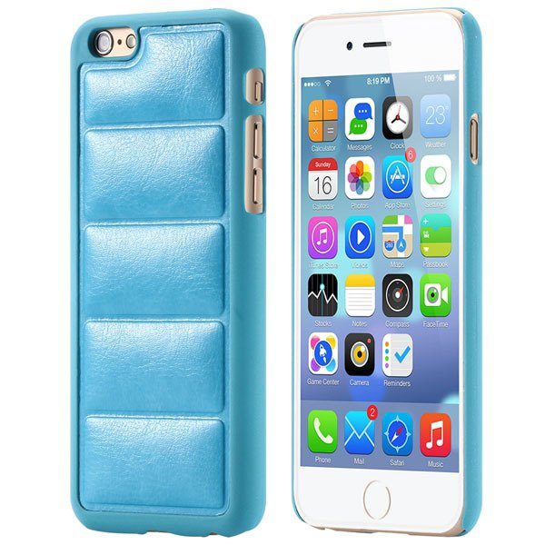 Ultra Slim Sofa Structure Phone Case For Iphone 6 Plus 5.5Inch Bac 32242363198-7-sky blue