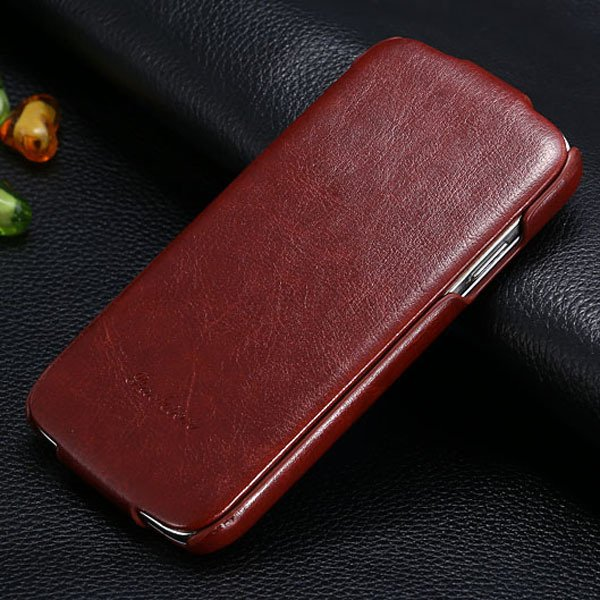 S4 Deluxe Pu Leather Case For Samsung Galaxy S4 S Iv I9500 Retro S 1771725043-5-brown
