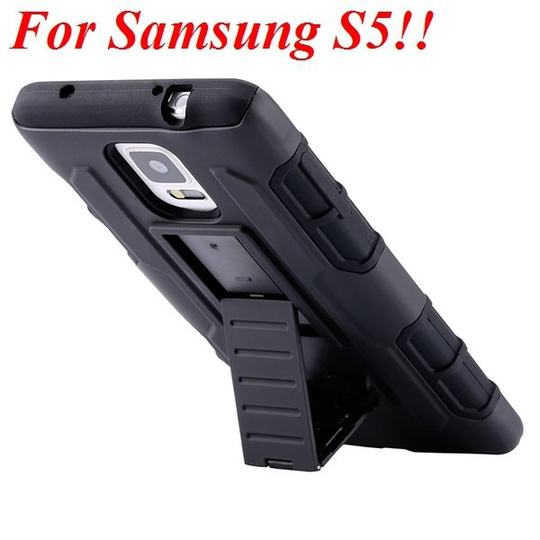 4 Styles Future Armor Hybrid Case Military 3 In 1 Combo Cover For  32281864894-1-S5 Style
