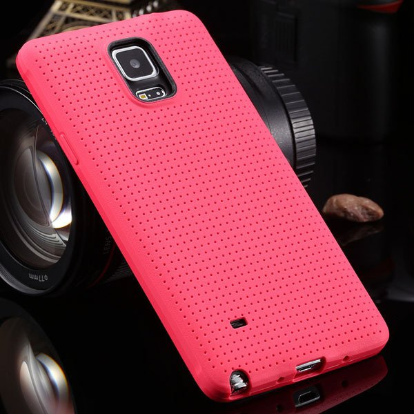 2014 Advancest Portable Back Case For Samsung Galaxy Note 4 Iv 5.7 2041766739-9-hot pink