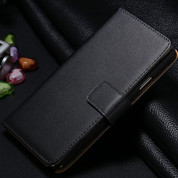 For Note 3 Genuine Leather Case For Samsung Galaxy Note 3 N9000 N7 1772279749-1-black