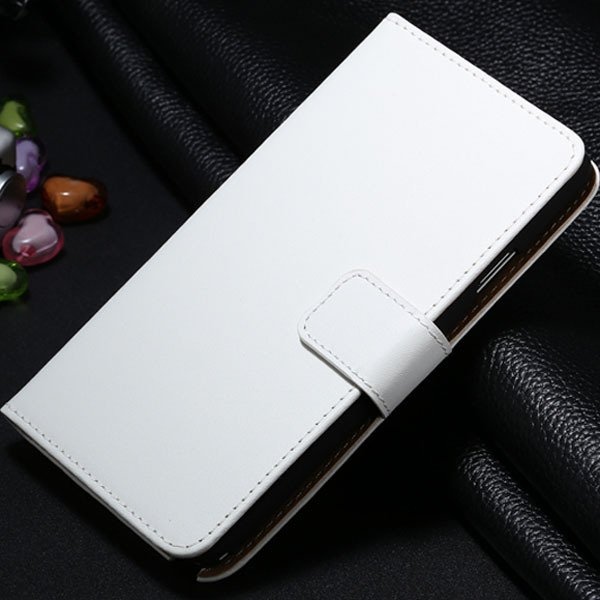 For Note 3 Genuine Leather Case For Samsung Galaxy Note 3 N9000 N7 1772279749-3-white