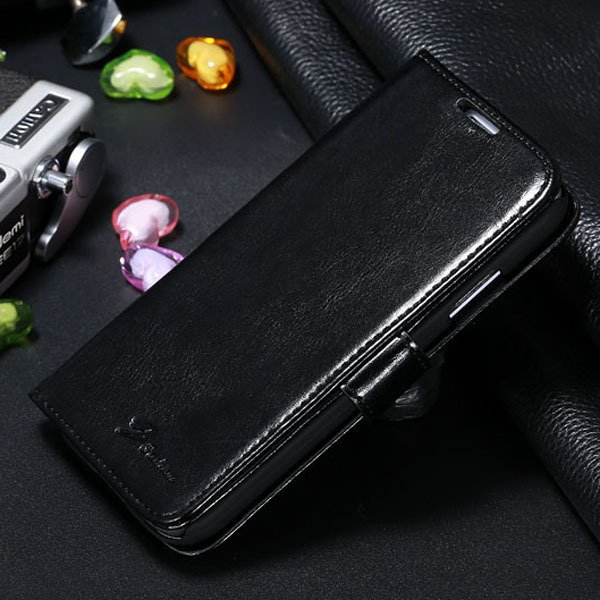 S4 Magnetic Flip Case For Samsung Galaxy S4 S Iv I9500 Full Protec 1770966738-1-black