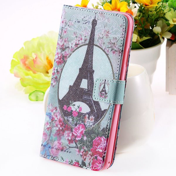 Matte Grain Full Wallet Pu Leather Case For Samsung Galaxy Note 3  1925879807-2-flower towel