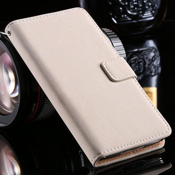 S5 Flip Case Premium Full Cover For Samsung Galaxy S5 Sv I9600 Sha 32261153054-3-white