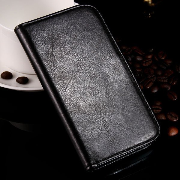 S3 Luxury Pu Leather Case Retro Wallet Book Cover For Samsung Gala 1064181443-1-black