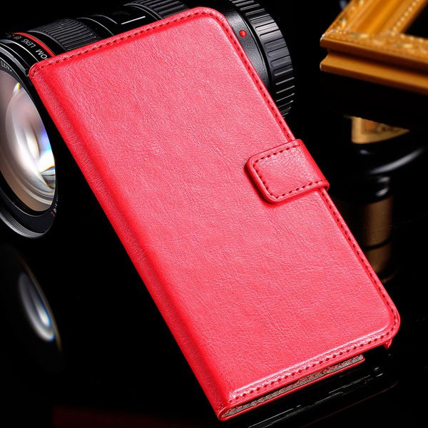 Note 3 Luxury Pu Leather Case Pouch Wallet Book Cover For Samsung  1771068570-2-red