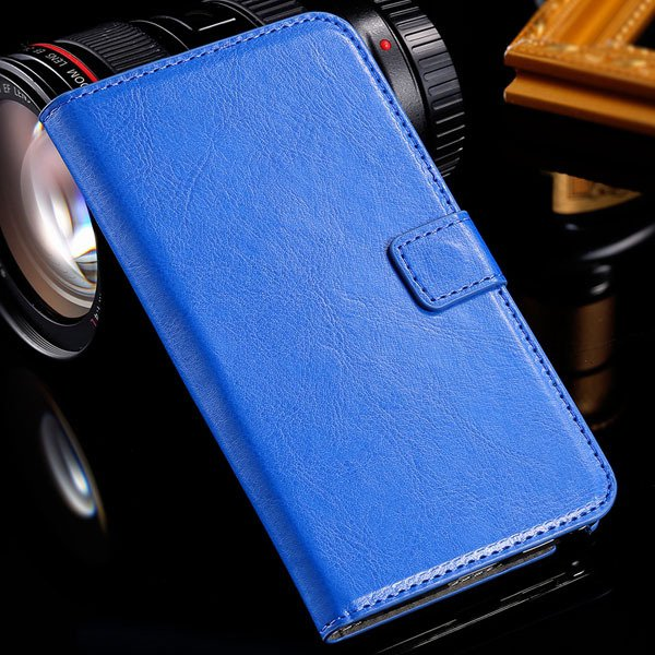 Note 3 Luxury Pu Leather Case Pouch Wallet Book Cover For Samsung  1771068570-6-deep blue