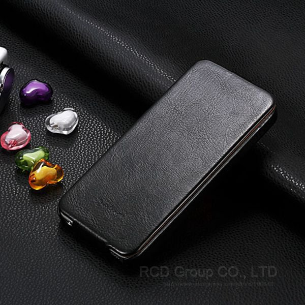 4S Pu Leather Cover Premium Flip Case For Iphone 4 4S 4G Full Prot 1545139938-1-Black