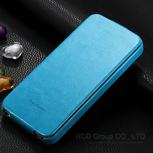 4S Pu Leather Cover Premium Flip Case For Iphone 4 4S 4G Full Prot 1545139938-6-Light Blue