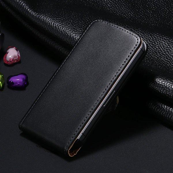 5C Genuine Leather Flip Case For Iphone 5C Vertical Full Phone Cov 1793633528-1-black