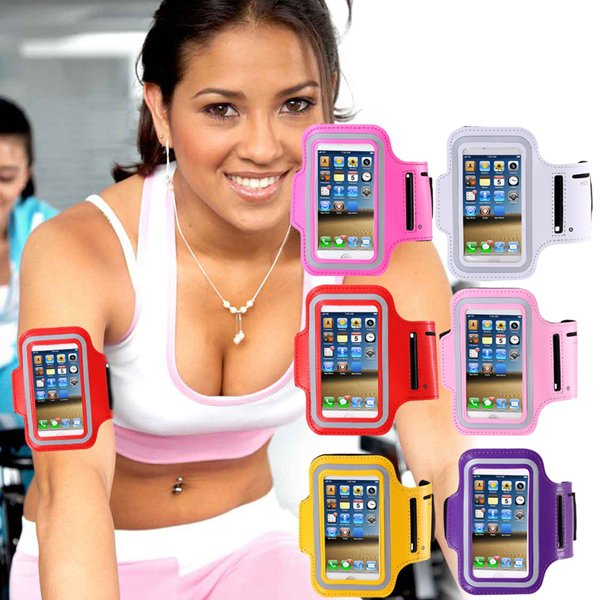 Gym Exercise Running Sports Armband For Iphone 5 5S 5G Waterproof  32247777248-1-