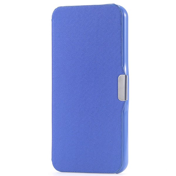 Ultra Thin Slim Pu Leather Full Case For Iphone 5C Cover With Magn 32240335248-4-blue
