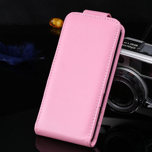 5S Flip Wallet Case For Iphone 5 5S 5G Vertical Pu Leather Cover P 1850246695-7-pink