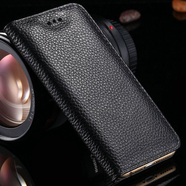5S Genuine Leather Case For Iphone 5 5S 5G Full Protective Cell Ph 32269665739-1-black