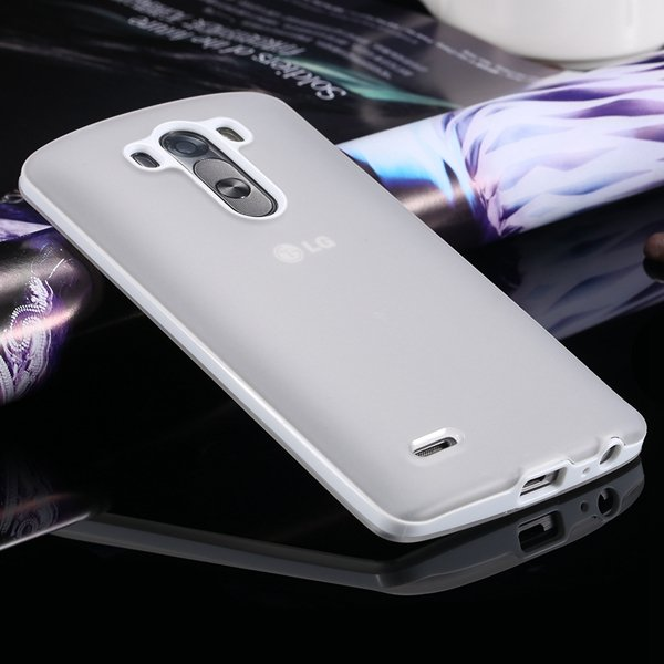 G3 Soft Tpu Combo Case For Lg G3 Cover For D858 D859 Plastic Back  2024340846-4-white