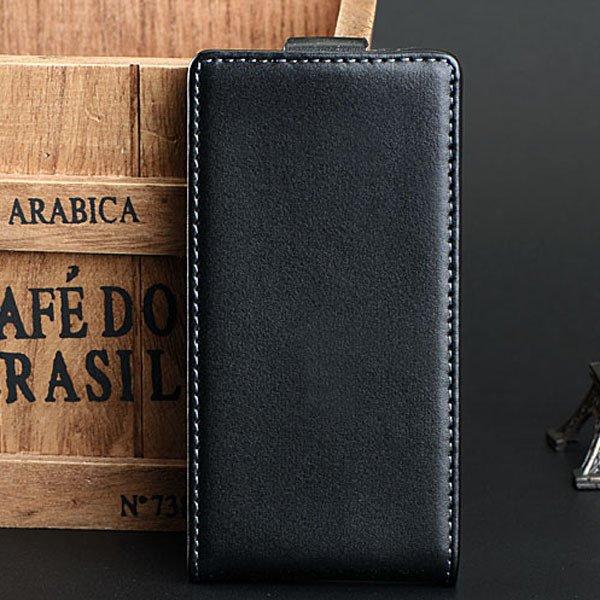 For Nokia Lumia Genuine Leather Case Full Flip Cover For Nokia Lum 32240109131-1-black