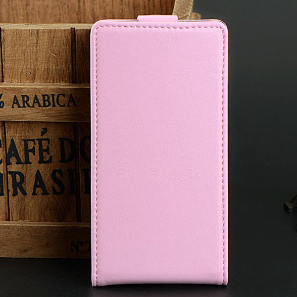 For Nokia Lumia Genuine Leather Case Full Flip Cover For Nokia Lum 32240109131-2-pink