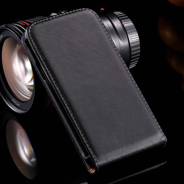 Genuine Leather Case For Htc One X Case For S720E G23 Flip With Sa 32240026991-1-black