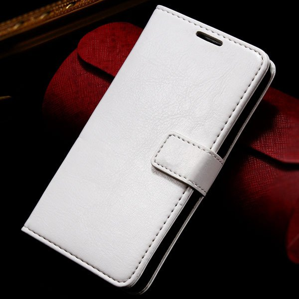 G2 Luxury Pu Leather Case Vintage Flip Wallet Book Cover For Lg Op 32282722464-2-white