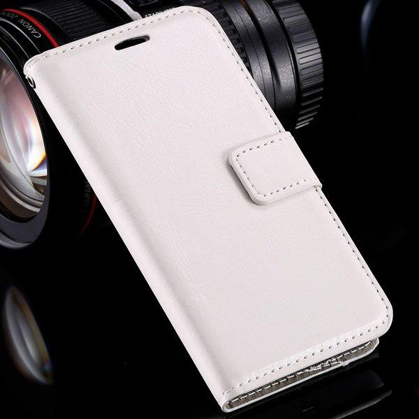 N630 Premium Pu Leather Case Full Wallet Cover For Nokia Lumia 630 32283543434-2-white