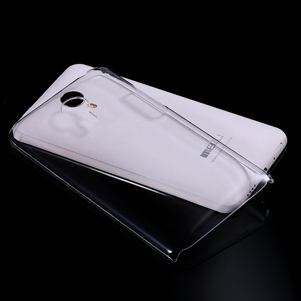 For Meizu Mx4 Clear Case Super Transparent Visual Capa Hard Pc Bac 32286330669-1-clear