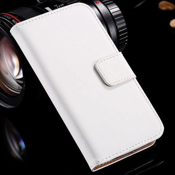 For Nexus 4 Genuine Leather Case Full Body Protect Cover For Lg Go 32240251901-2-white