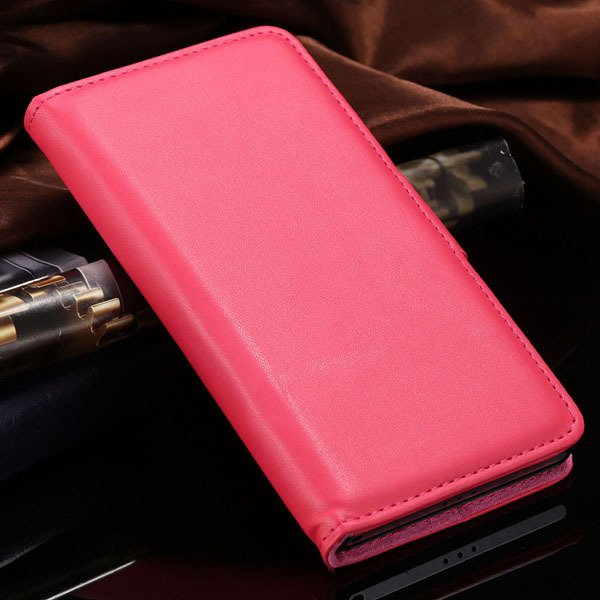 Luxury Flip Pu Leather Case For Sony-Ericsson Xperia Z2 D6503 L50W 1821749087-9-hot pink