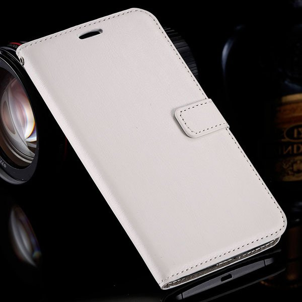 For Nexus 6 Luxury Pu Leather Case Pouch Wallet Book Cover For Mot 32284872314-2-white
