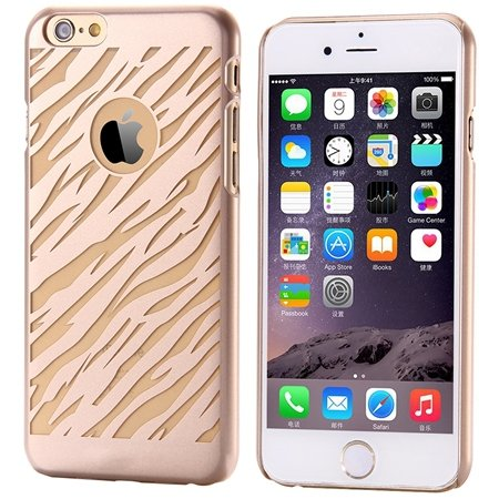 Ultra Thin Clear Crystal Pc Hard Transparent Case For Iphone 6 4.7 32222317027-3-Oblique Waves
