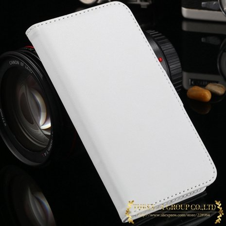 For Iphone 6 Flip Case Retro Luxury Stand Wallet Pu Leather Case F 2019025290-3-white