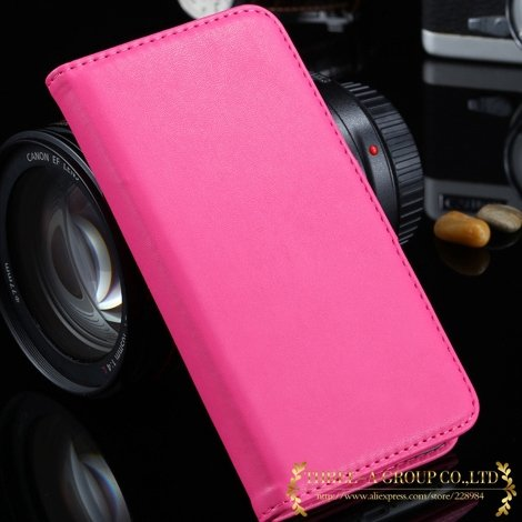 For Iphone 6 Flip Case Retro Luxury Stand Wallet Pu Leather Case F 2019025290-9-hot pink