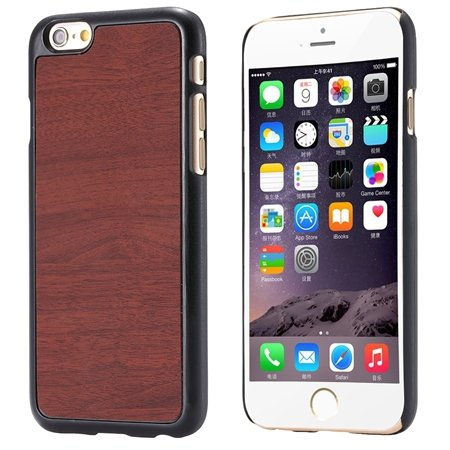For Iphone 6 Luxury Retro Elegent Wood Grain Hard Back Case For Ip 32254094445-1-Brown