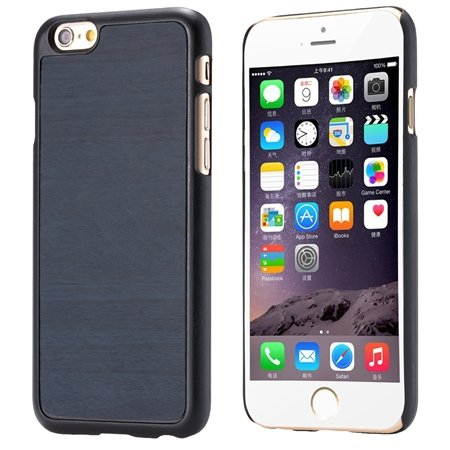 For Iphone 6 Luxury Retro Elegent Wood Grain Hard Back Case For Ip 32254094445-3-Dark Blue