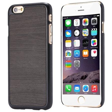 For Iphone 6 Luxury Retro Elegent Wood Grain Hard Back Case For Ip 32254094445-7-Gray