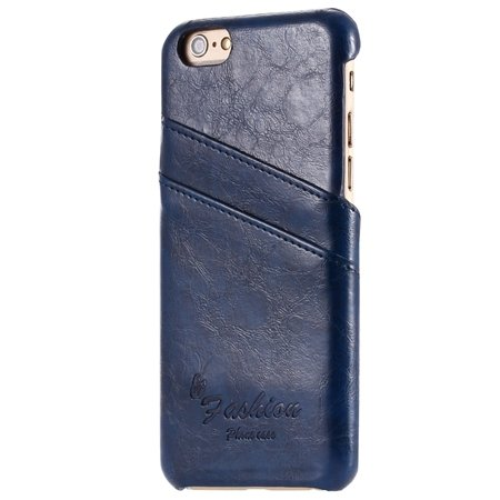 2015 Retro Luxury Grease Glazed Leather Case For Iphone 6 4.7Inch  2045443583-5-Blue