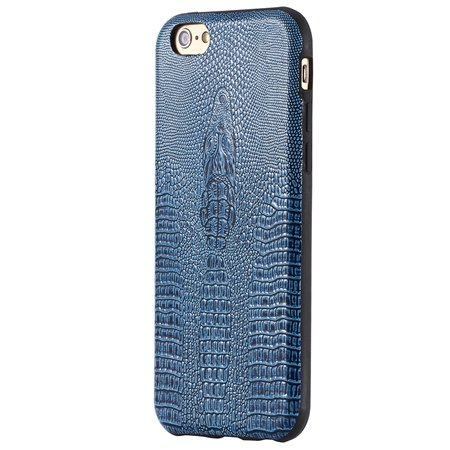 For Iphone 6 Case Vintage Luxury Pu Leather Case For Iphone 6 4.7I 32259779446-1-Blue