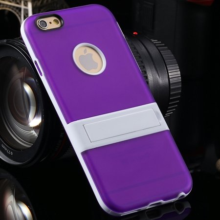 """New Arrival High Quality Tpu Soft Case For Iphone 6 4.7"""""""" Fixture S 2046533077-2-Purple"""