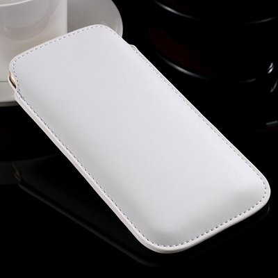 For Iphone 6 Leather Bag Pouch Luxury Full Protective Leather Case 32265670052-2-White