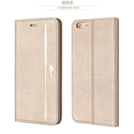 Gold Luxury Pu Leather Case For Iphone 6 4.7Inch Phone Cases Origi 2055651879-5-Gold