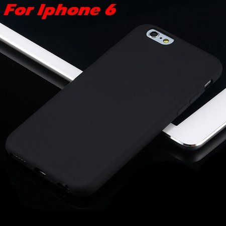 For Iphone 6 Tpu Case Cindy Color Cute Soft Silicone Case For Ipho 2051373334-1-Black For Iphone 6