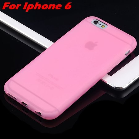 For Iphone 6 Tpu Case Cindy Color Cute Soft Silicone Case For Ipho 2051373334-3-Pink For Iphone 6